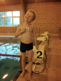 Swimming Academy Achievement